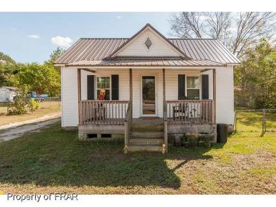 Fayetteville Single Family Home For Sale: 5071 Cumberland Rd #22