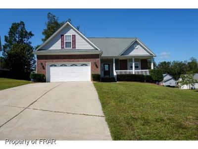 Fayetteville NC Single Family Home For Sale: $180,500