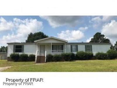 Fayetteville Single Family Home For Sale: 4010 Fulton Street #75