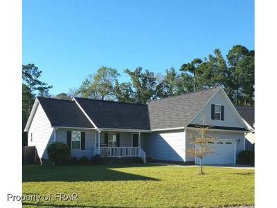 Fayetteville Single Family Home For Sale: 4729 Crystobal Rd #16