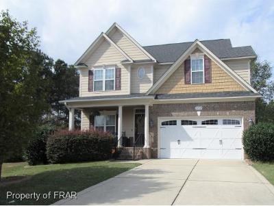 Fayetteville Single Family Home For Sale: 2736 Plum Ridge Rd #9