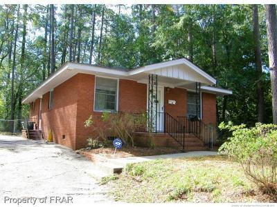 Fayetteville Single Family Home For Sale: 829 W. Rowan Street #49