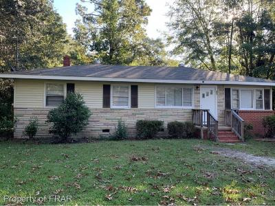 Fayetteville Single Family Home For Sale: 605 Rodie Ave