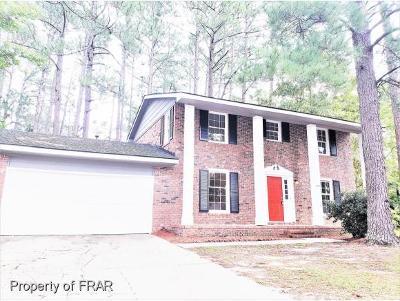 Fayetteville Single Family Home For Sale: 7022 Kittridge Dr