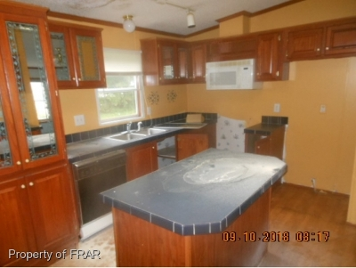 Linden Single Family Home For Sale: 8874 Coats Road