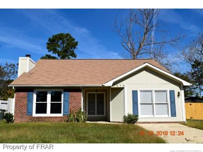 Fayetteville Single Family Home For Sale: 7212 Shady Grove Ln #160