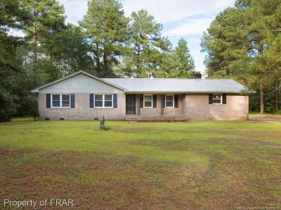 Fayetteville Single Family Home For Sale: 2469 Culbreth Road #5