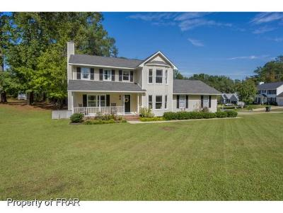 Fayetteville NC Single Family Home For Sale: $152,000