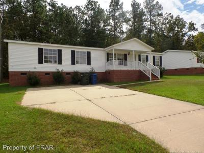Fayetteville Single Family Home For Sale: 7309 April Dr #77