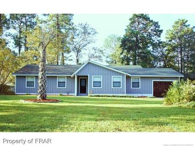 Fayetteville Single Family Home For Sale: 6905 Wickersham Drive