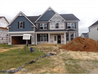 Fayetteville NC Single Family Home For Sale: $300,990