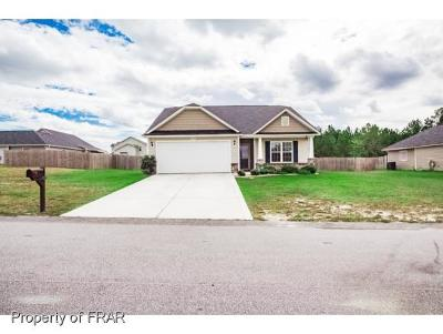 Raeford Single Family Home For Sale: 283 Yellowfoot Drive #20