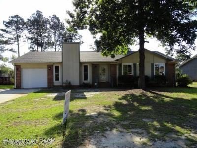 Fayetteville Single Family Home For Sale: 960 Santiato Dr