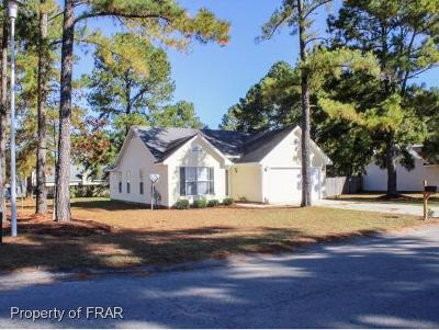 Raeford NC Single Family Home For Sale: $124,850