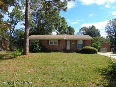 Fayetteville Single Family Home For Sale: 5314 Rodwell Road #265