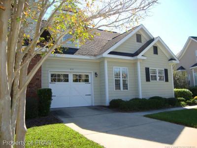 Fayetteville Single Family Home For Sale: 915 Kensington Park Rd #3