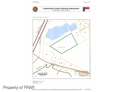 Eastover Residential Lots & Land For Sale: Murphy Road