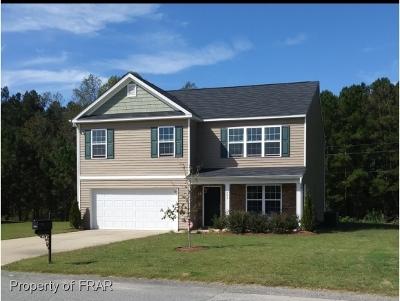 Harnett County Single Family Home For Sale: 202 Botanical Ct