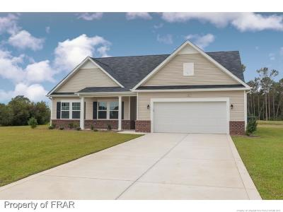 Sampson County Single Family Home For Sale: 141 Race Court #24