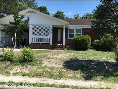 Spring Lake Single Family Home For Sale: 506 Spring Ave
