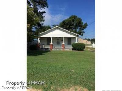 Harnett County Single Family Home For Sale: 1108 S Clinton Avenue