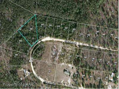 Cameron Residential Lots & Land For Sale: 640 Oak Pine