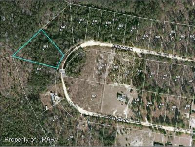 Cameron Residential Lots & Land For Sale: 660 Oak Pine