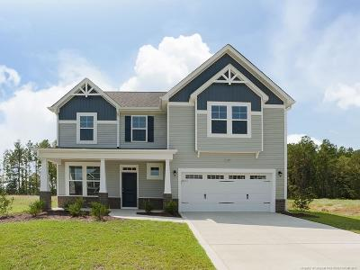 Hope Mills Single Family Home For Sale: 340 Gadson Drive #40