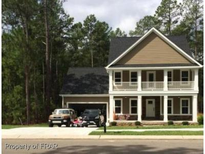 Aberdeen Single Family Home For Sale: 135 Leesville Loop