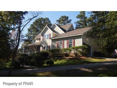 Sanford Single Family Home For Sale: 495 Tramway West Rd