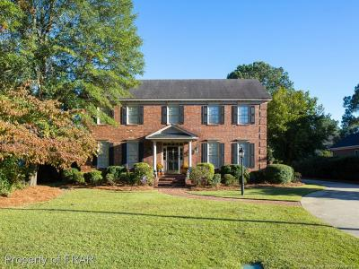 Fayetteville Single Family Home For Sale: 813 Murray Hill Road