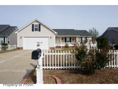 Fayetteville NC Single Family Home For Sale: $147,900