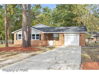 Fayetteville Single Family Home For Sale: 6634 Vaughn Rd #72
