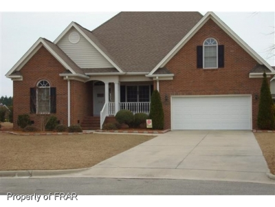 Robeson County Single Family Home For Sale: 508 Cherry Lane