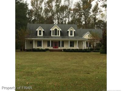 Eastover Single Family Home For Sale: 2111 Altitude Drive