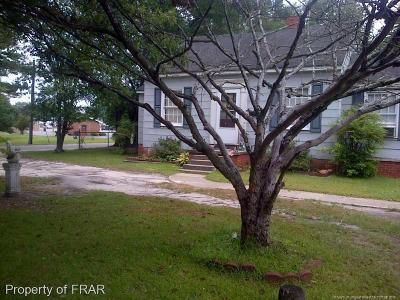 Raeford NC Single Family Home For Sale: $24,960