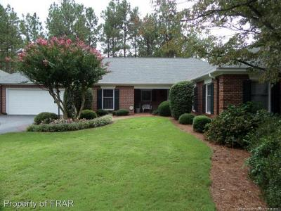 Southern Pines Single Family Home For Sale: 7 Ravenal Court