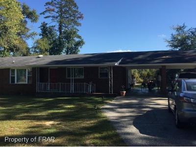 Spring Lake Single Family Home For Sale: 408 Harrill St