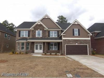Fayetteville NC Single Family Home For Sale: $392,990