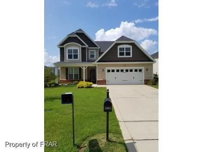 Fayetteville NC Single Family Home For Sale: $289,900