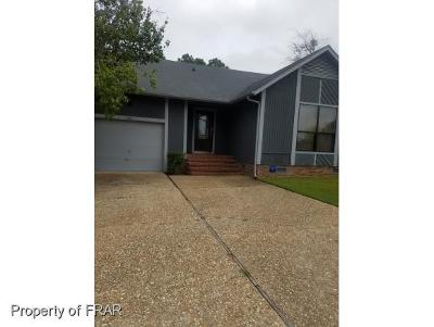 Fayetteville NC Single Family Home For Sale: $93,500