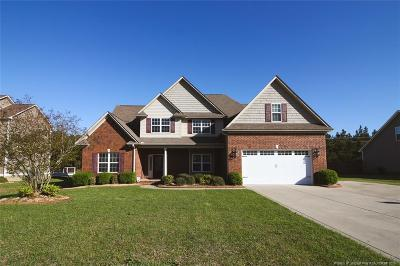 Raeford Single Family Home For Sale: 382 Oakridge Drive