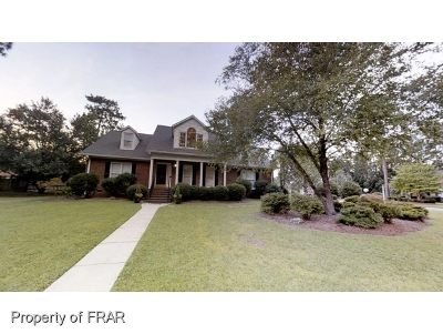 Fayetteville Single Family Home For Sale: 2800 Selhurst Drive