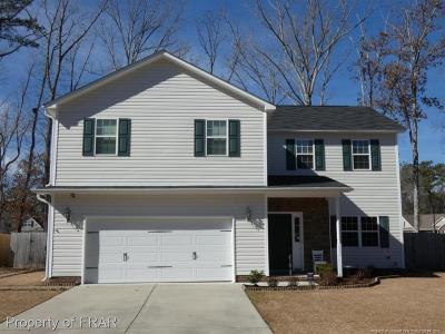 Fayetteville NC Single Family Home For Sale: $234,900