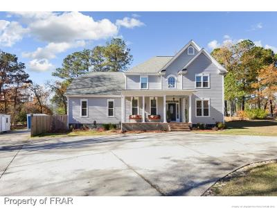Fayetteville Single Family Home For Sale: 6100 Lochview Dr