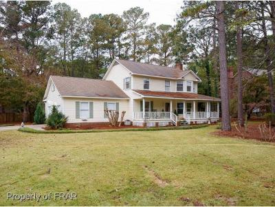 Fayetteville NC Single Family Home For Sale: $229,500
