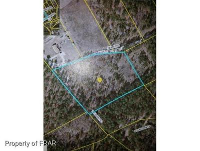 Raeford Residential Lots & Land For Sale: 1170 The Long Road
