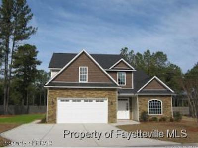 Fayetteville NC Single Family Home For Sale: $269,999