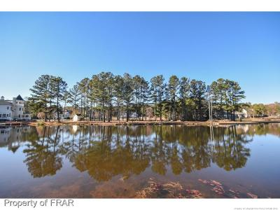 Harnett County Residential Lots & Land For Sale: 83 Inlet Vw