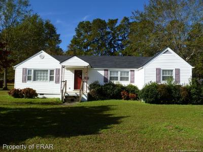 Raeford NC Single Family Home For Sale: $84,900